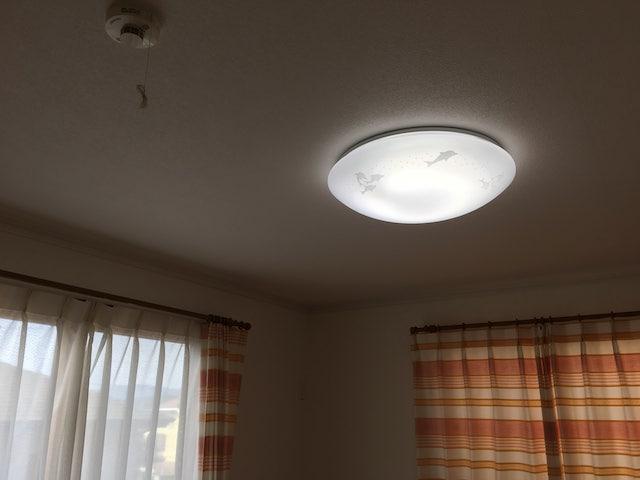 子ども部屋の照明