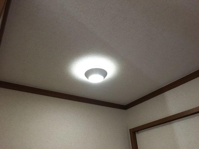 書斎の照明