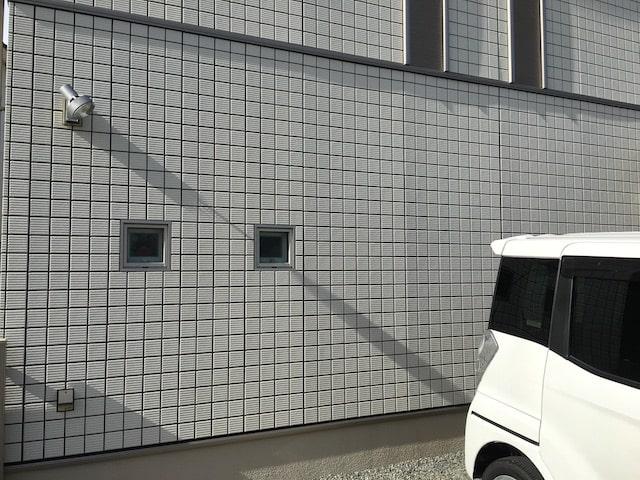 駐車場の照明