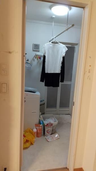 脱衣所・洗面所の写真